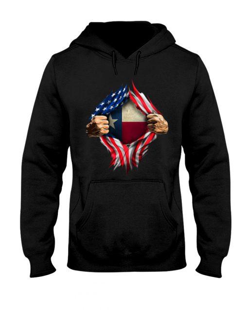 American Flag Texas Proud Inside me shirt, hoodie, tank top
