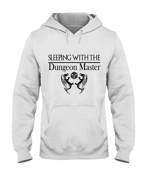 Sleeping with the Dungeon Master shirt, hoodie, tank top