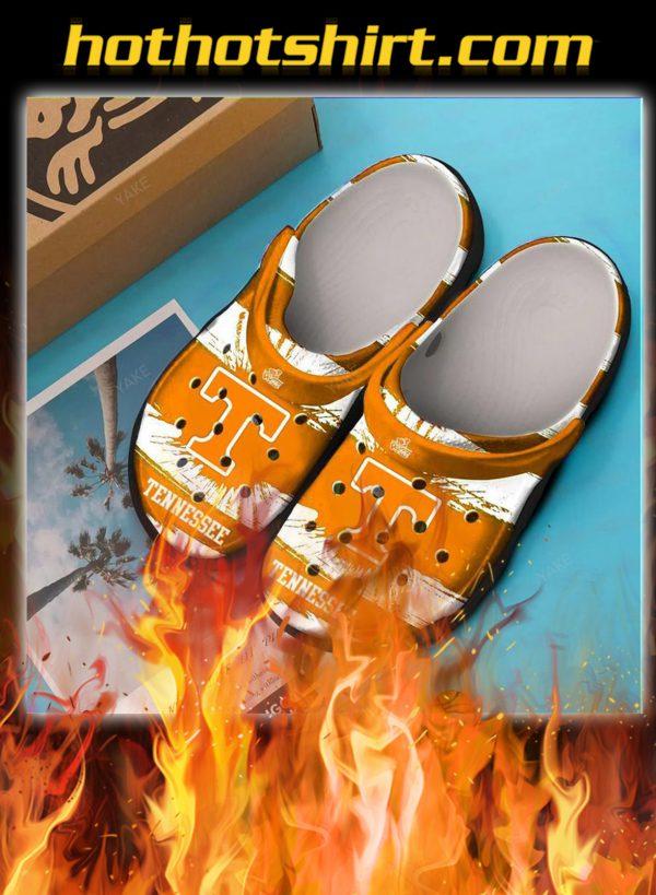Tennessee volunteers crocband crocs shoes