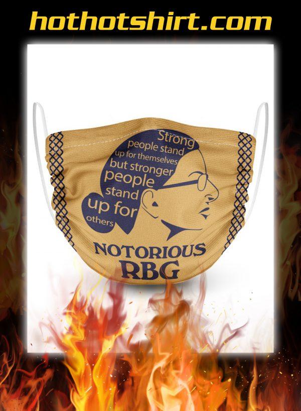 Notoripus rbg face mask