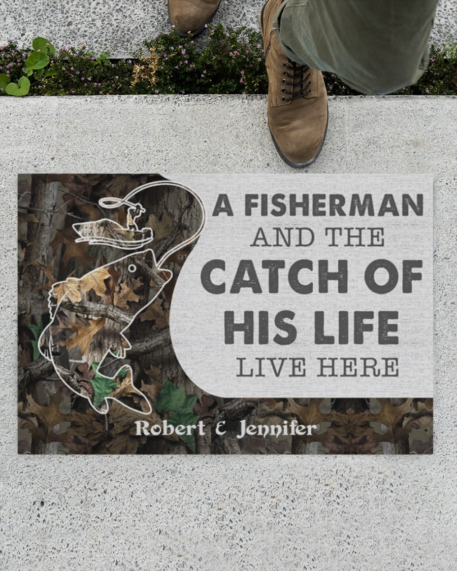[LIMITED] Poster A fisherman and the catch of his life live here