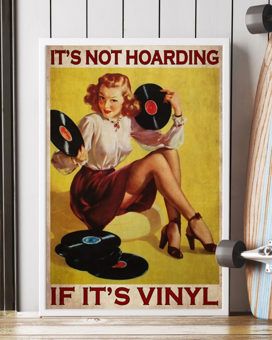 [LIMITED] Poster Girl It's not hoarding if it's vinyl