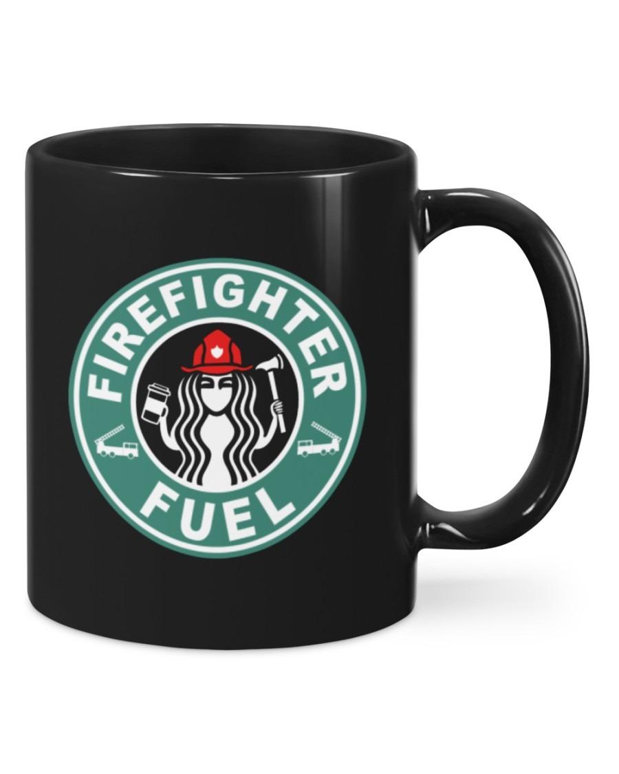 [LIMITED] Starbuck Firefighter fuel mug