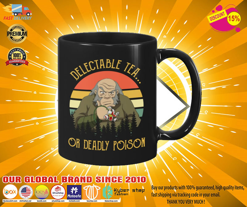 [LIMITED] Uncle Iroh Delectable tea or deadly poison mug