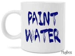 Amazing paint water watercolor art coffee mug