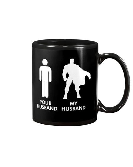 Amazing your husband my husband happy valentine's day mug