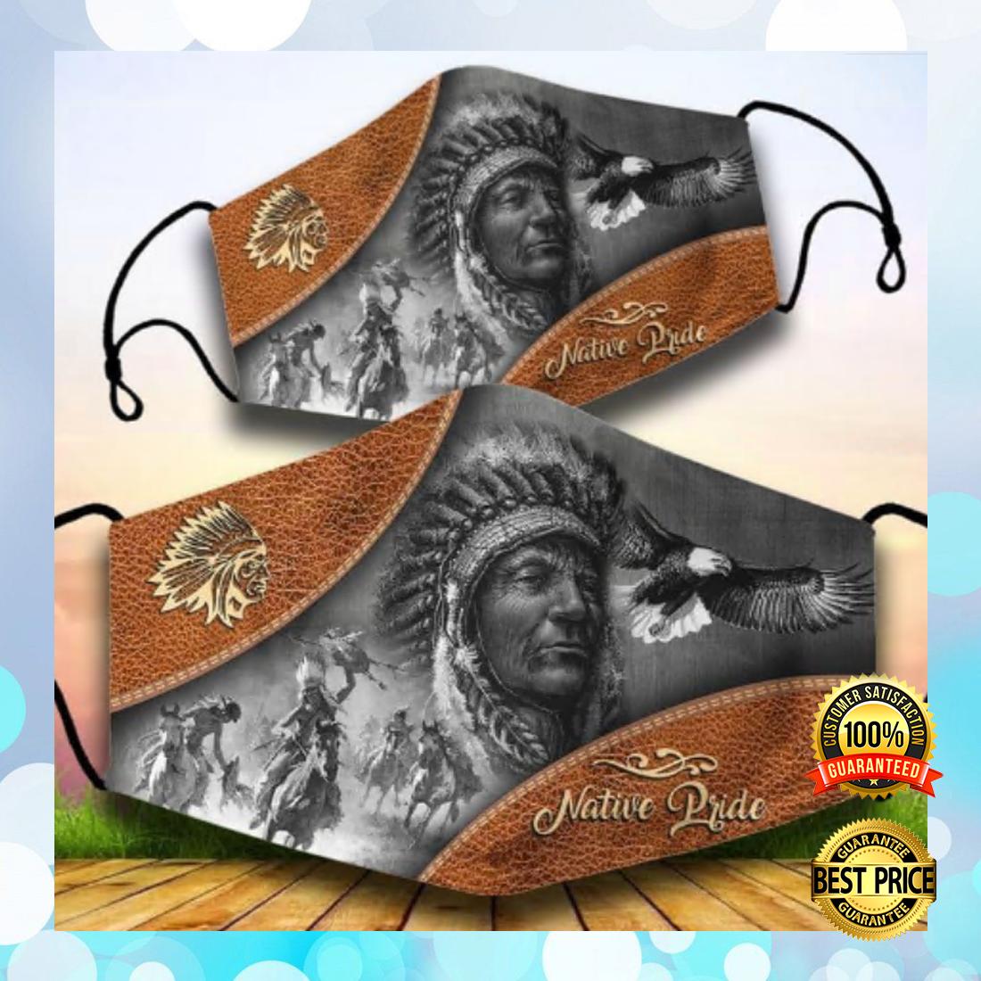[New] Native Pride Face Mask