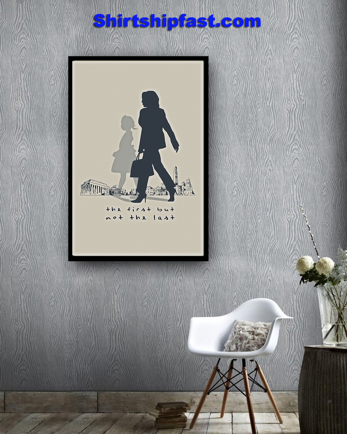 The first but not the last poster