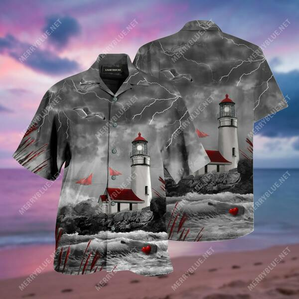 Amazing finding light and thunder all over printed hawaiian shirt