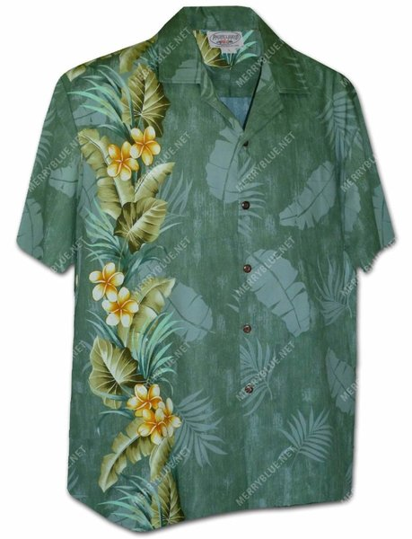 Amazing pacific legend tropical all over printed hawaiian shirt