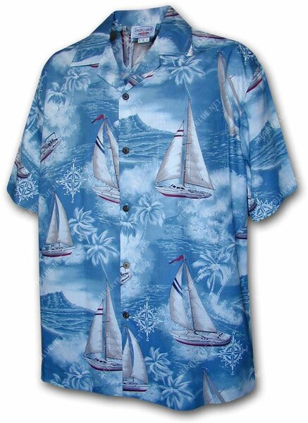 Amazing summer pacific legend all over printed hawaiian shirt