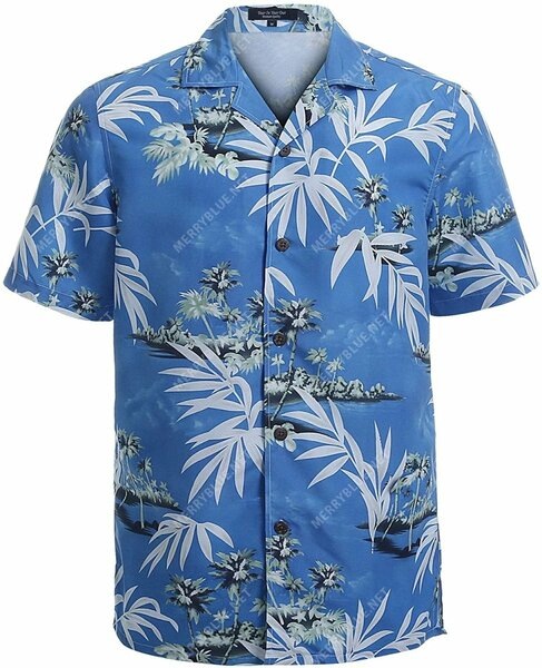 Amazing summer vibe tropical all over printed hawaiian shirt