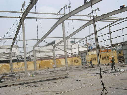 Đơn vị phá dỡ nhà xưởng chuyên nghiệp Sài Gòn