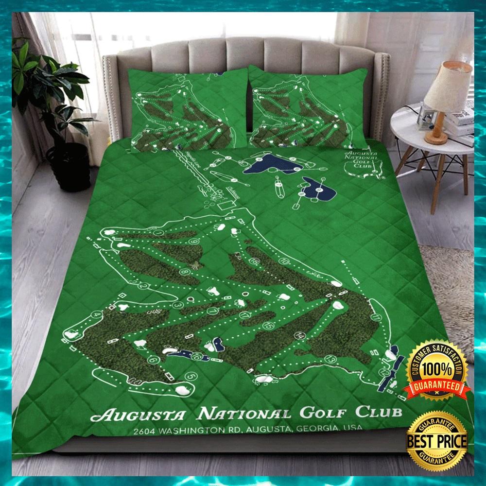 [Hot] Augusta National Golf Club Bedding Set