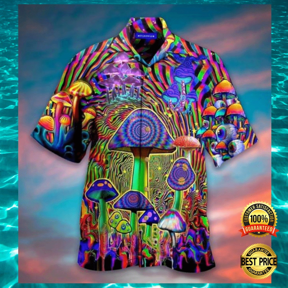 [New] I Have So Mushroom In My Heart Hawaiian Shirt