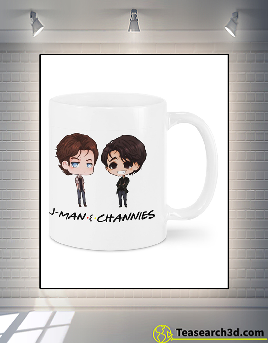 J-man channies mug
