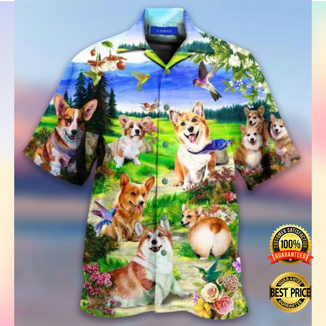 [Limited] Life Is Better With A Corgi Hawaiian Shirt