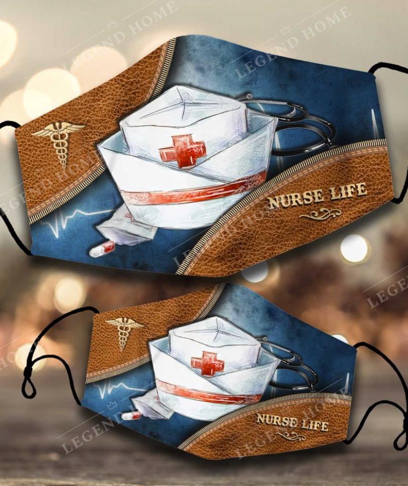 [LIMITED] NURSE LIFE FACE MASK