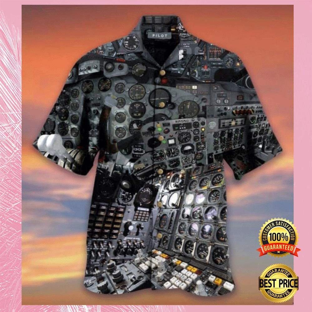 [Limited] Once A Pilot Always A Pilot Hawaiian Shirt