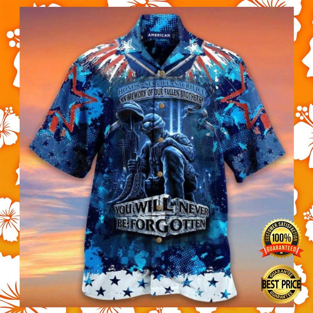 [Hot] Still Live In Our Memory Hawaiian Shirt