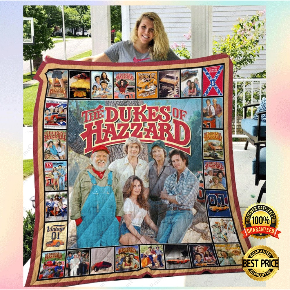 [NEW] THE DUKES OF HAZZARD QUILT