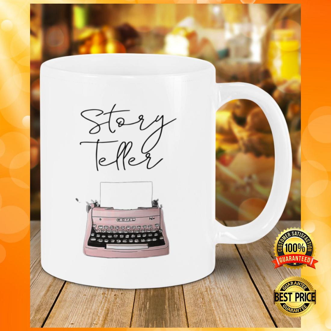 [SALE OFF] WRITER STORYTELLER MUG