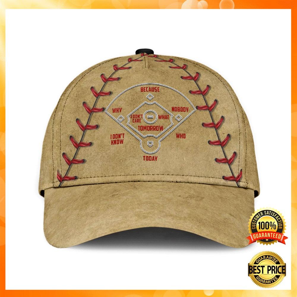 [NICE] BASEBALL COURT CAP