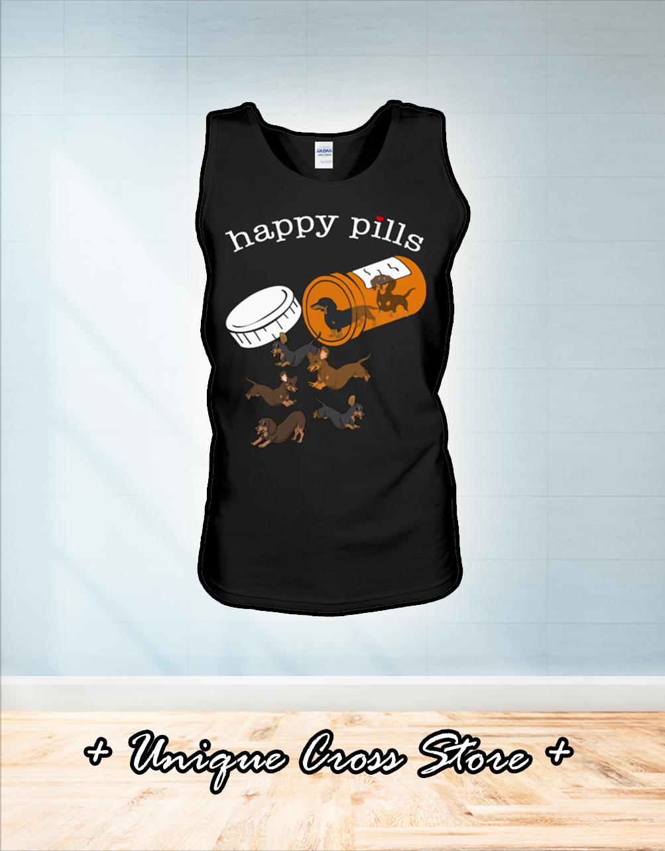 Dachshund happy pills shirt