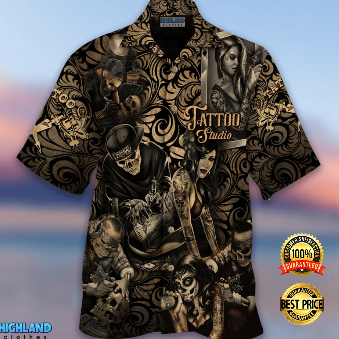 [TREND] Tractor Tropical Hawaiian Shirt