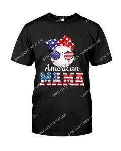Amazing baseball american mom fourth of july shirt