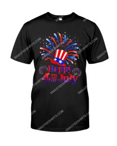 Amazing fourth of july independence day shirt