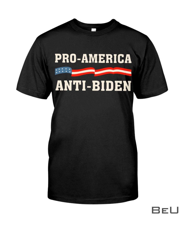 Pro-America Anti-Biden Shirt, hoodie