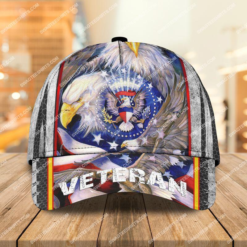 Amazingswagteeshirt]  happy veterans day happy independence day classic cap