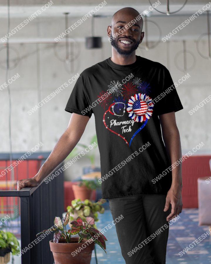 [Amazing mariashirts] tech happy independence day shirt
