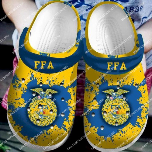 [Amazing swagtshirt] the agriculture ffa all over printed crocs
