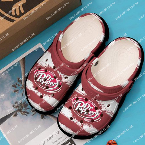 [Amazing swagtshirt] the dr pepper all over printed crocs