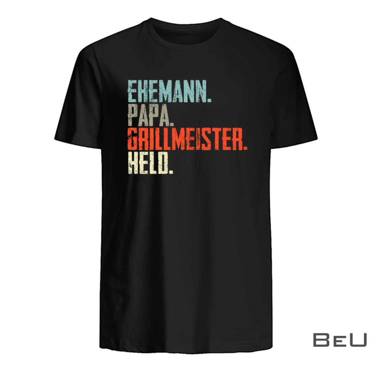 Ehemann Papa Grillmeister Held Shirt, hoodie, tank top