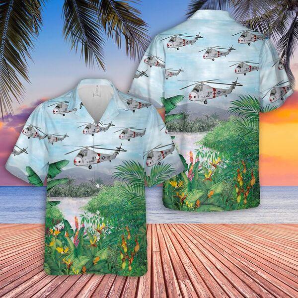 Amazingowndesignshirt] us army sikorsky medevac ch-34c choctaw all over printed hawaiian shirt